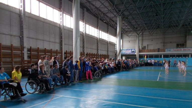 В Оржиці провели змагання з рекреаційних видів спорту