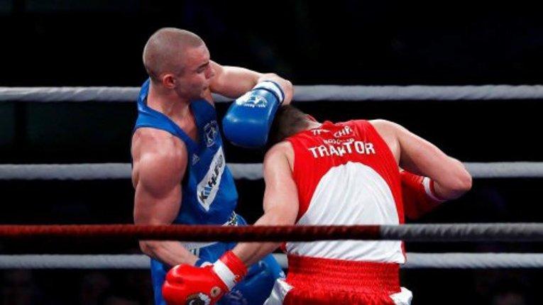 Молоді полтавці стали переможцями на Чемпіонаті України з боксу
