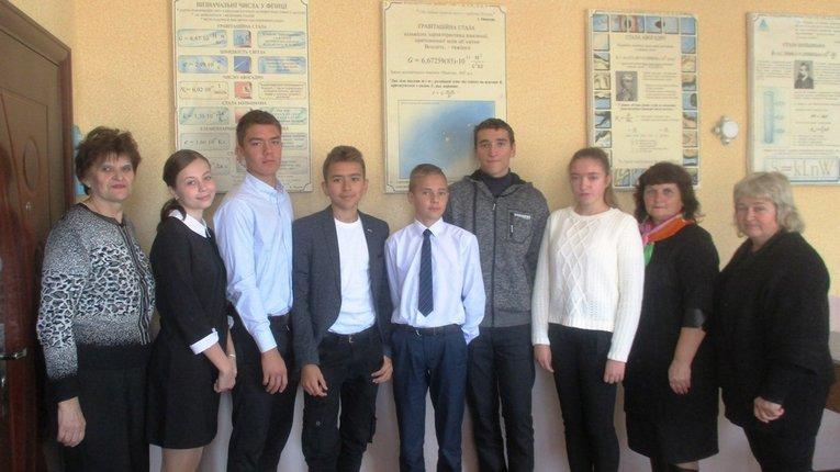 Міський етап обласної математичної олімпіади провели в Гадячі