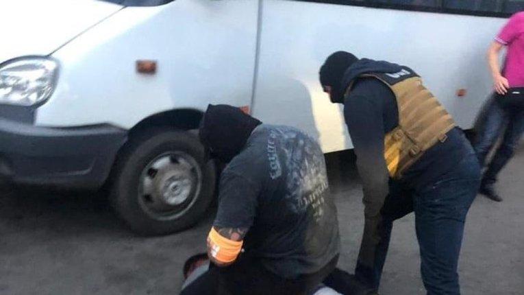 На Київщині затримали чергового поліцейського-хабарника