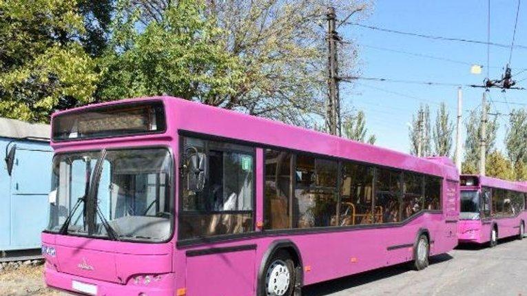 Кременчуцька влада оголосила конкурс на міські автобусні перевезення