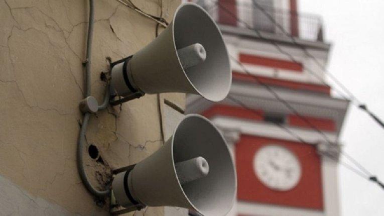 Лубенська влада попереджає містян про перевірку системи оповіщення