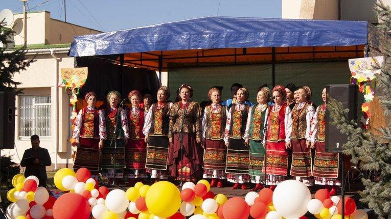 У Щербанях пройшов щорічний «Осінній ярмарок»