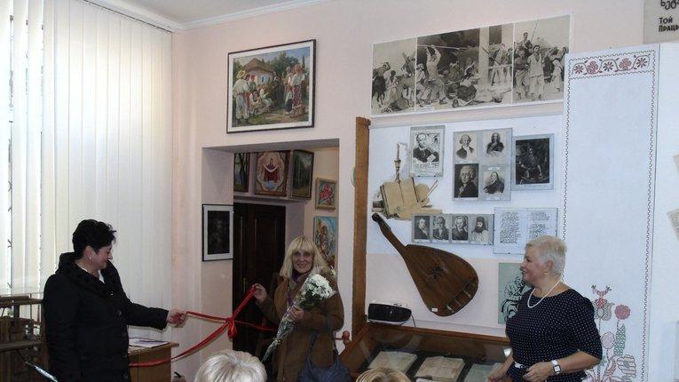 Мистецький вечір «Муки творчості» провели у Миргороді