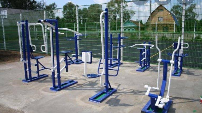 Опішнянська громада матиме новий спортивний майданчик