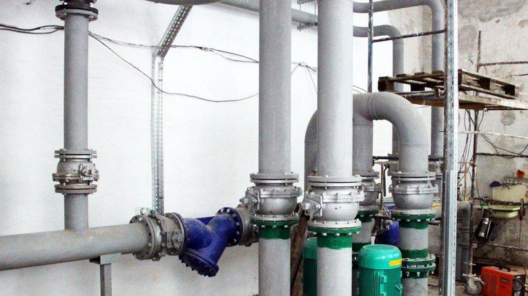 Теплову мережу одного з районних центрів Полтавщини реконструюють за 13,5 мільйонів гривень