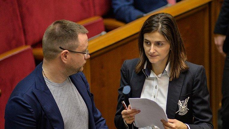 «Шоу закінчилось»: народний депутат Ольга Василевська розповіла про порядки, які панують у «Слузі народу»