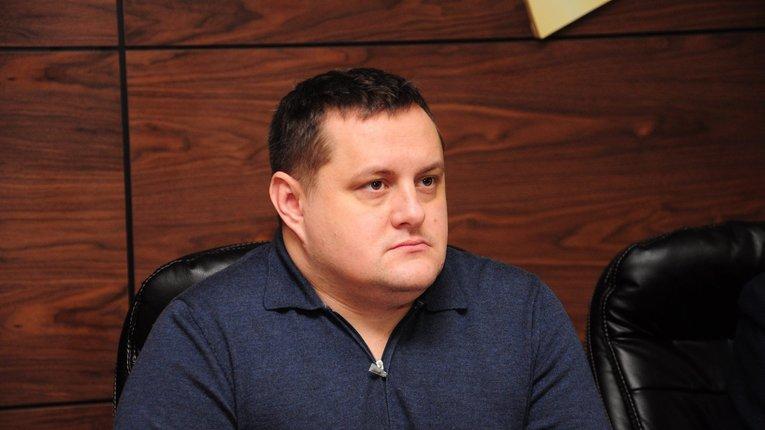Директор Департаменту будівництва ОДА Голбан пішов із посади