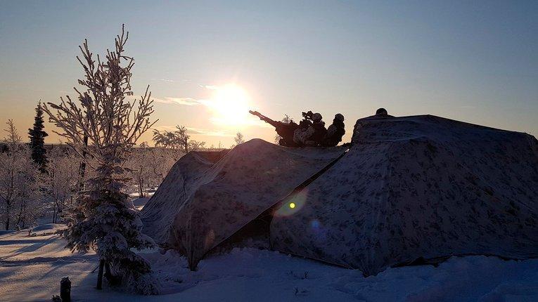 Армія Фінляндії готова дати відсіч будь-якому агресору, — результат військових навчань
