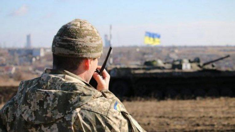 Ситуація на фронті: двоє українських вояків поранені