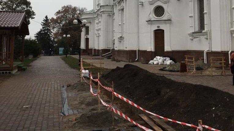 В Полтаві продовжується нищення археологічної спадщини, – фахівець