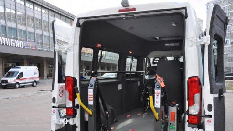 Великобагачанський відділ освіти придбає спецавтомобіль для перевезення дітей з інвалідністю