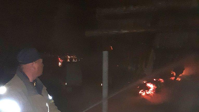 За минулий тиждень на Полтавщині виникла 21 пожежа