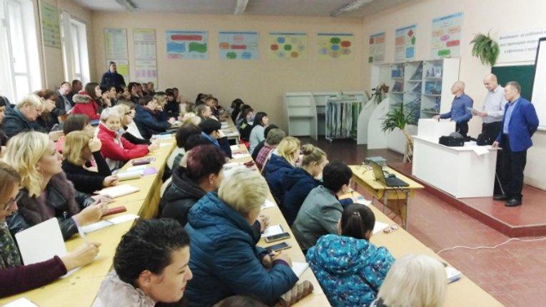 Тривають навчання з цивільного захисту для керівників підприємств і освітніх закладів Кременчука