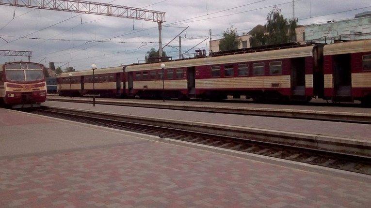 На Полтавщині приміський потяг на смерть збив чоловіка
