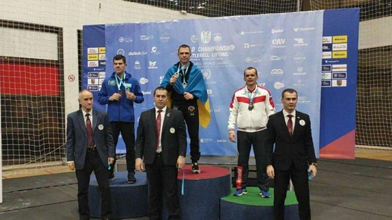 Атлети з Карлівки — переможці Чемпіонату світу з гирьового спорту