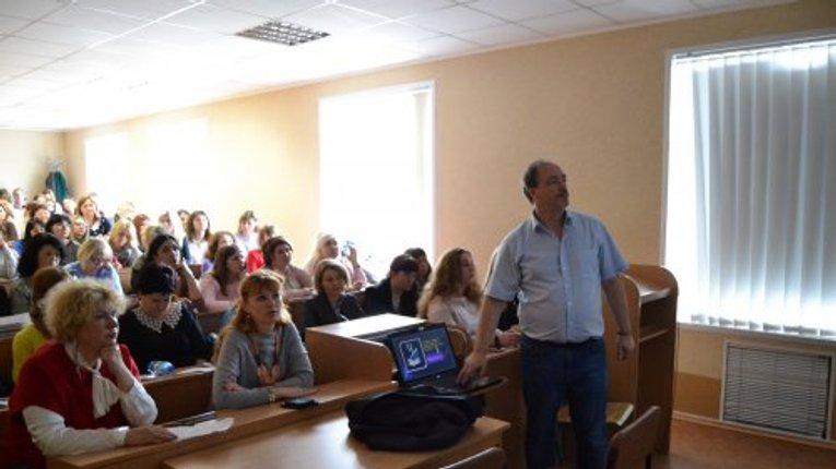 До полтавського вузу завітав із лекціями професор із Австрії