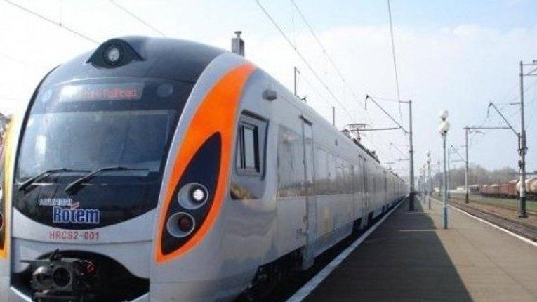 У Полтаві швидкісний потяг збив чоловіка
