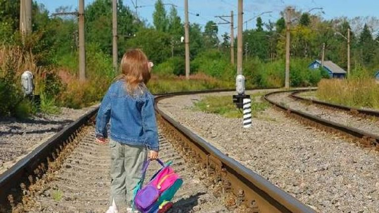 На залізниці Полтавщини фіксують зменшення випадків травматизму