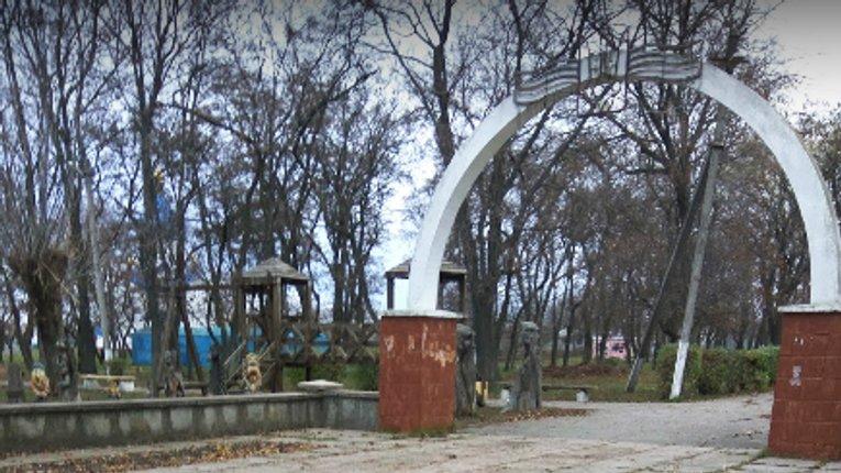 У Кобеляках збираються реконструювати парк імені Богдана Хмельницького