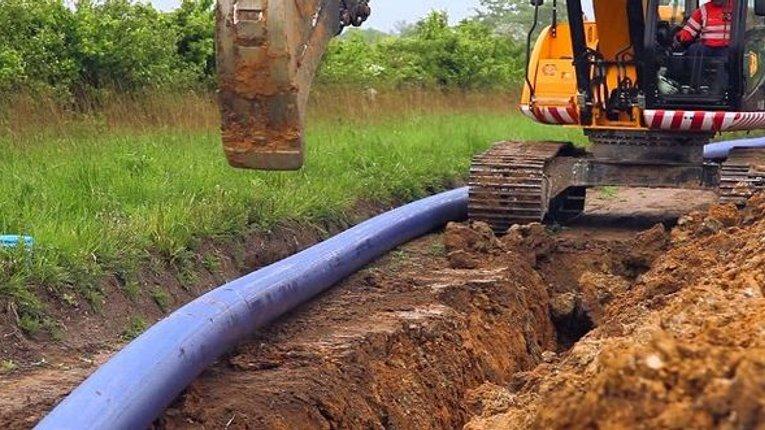 Централізований водогін побудували у двох селах Шишацького району