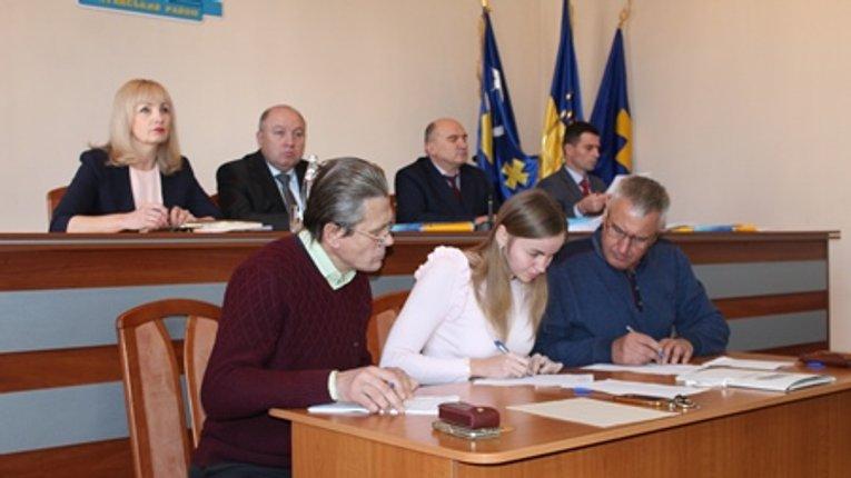 Полтавська районна рада виділить необхідні кошти на будівництво спортмайданчика у селі Новоселівка