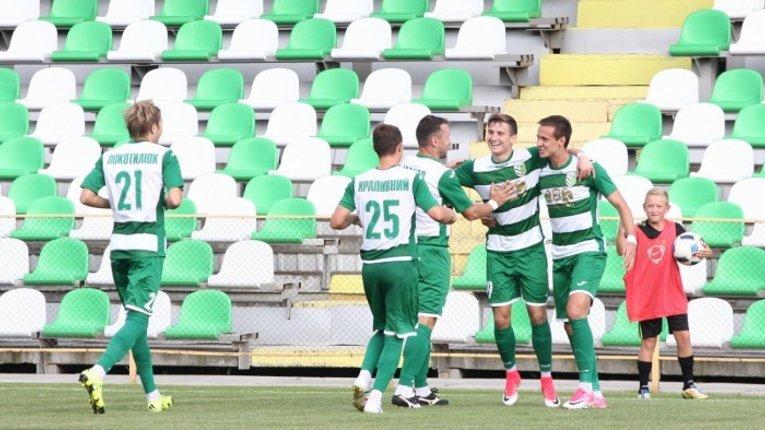 Півзахисника «Полтави» визнали героєм 7 туру Першої ліги