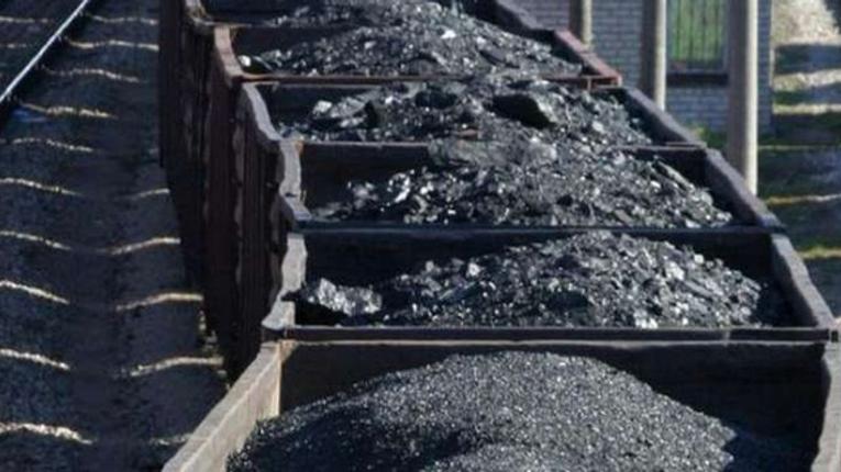В Україні зменшується видобуток вугілля