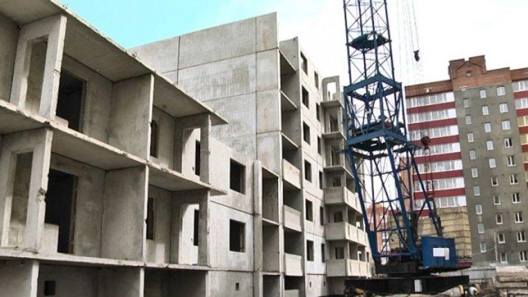 На 80% більше житла вже побудували на Полтавщині, ніж минулого року