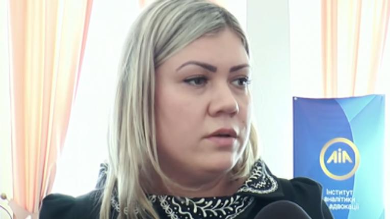 Заступницю Полтавського міського голови підозрюють у незаконному збагаченні
