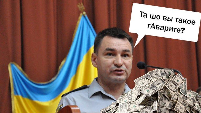 РОЗСЛІДУВАННЯ: Як керівники поліції Полтавщини заробляють на здоров'ї підлеглих