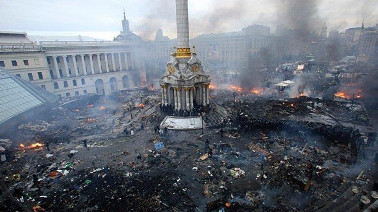 Україна напередодні бунту
