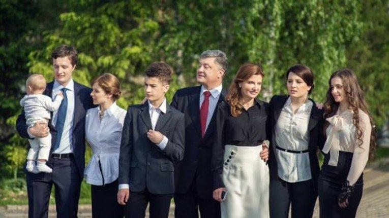 Президентская Семья зажила по-новому