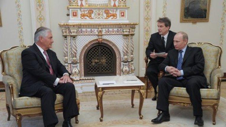 Держсекретар США назвав стосунки Сполучених Штатів з Росією поганими