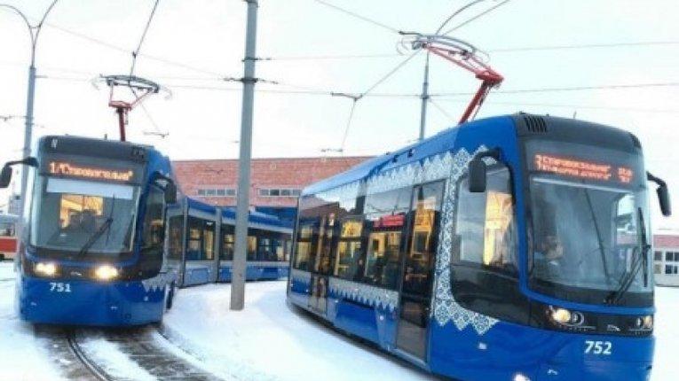 Европейские трамваи, купленные Кличко в Польше, оказались российскими