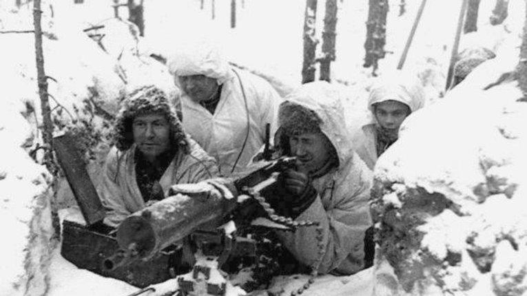 2000 українських добровольців захищали Фінляндію від СССР у Зимовій війні, - повідомляє історик Владислав Олійник