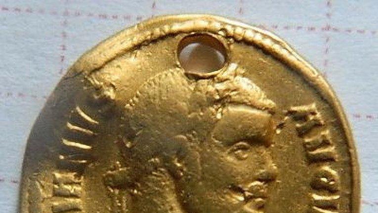 В Україні знайшли монету, що була продана за 53 000 дол