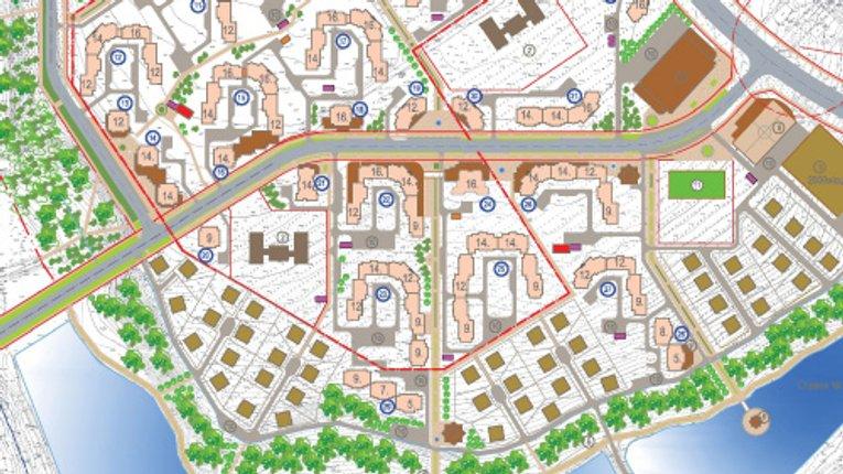 У Полтаві планують збудувати нові багатоповерхівки