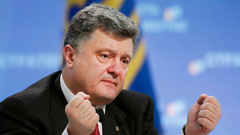 Порошенкові не сподобалось рішення податківців оштрафувати Roshen на 630 тис. гривень