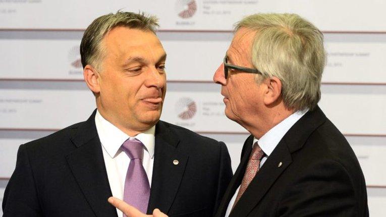 Гроші ЄС в кишенях друзів Путіна, або Як розбагатів клан Орбана