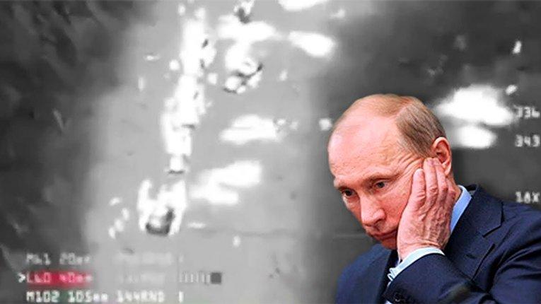 Гостайна России. Атаку против американцев в Сирии санкционировал лично Путин