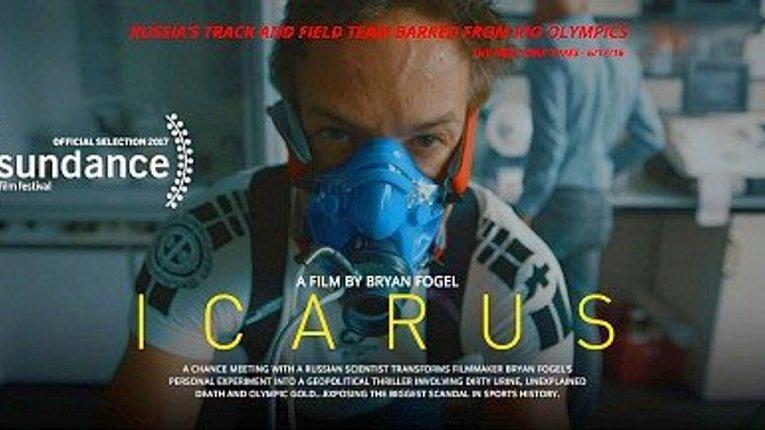 Фільм про допінг у Росії «Ікар» отримав «Оскар»: у кіноакадеміків є тонке почуття гумору