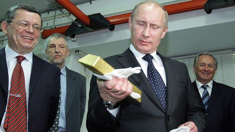 Лондон намерен расследовать факт воровства Путиным 300 млрд. долларов