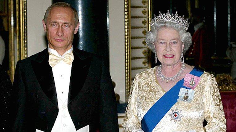 Неотправленное письмо Шамиля Басаева королеве Англии Елизавете II