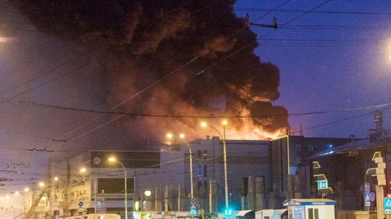 В Кемерово заживо сгорели десятки детей. Более 40 «пропали безвести»