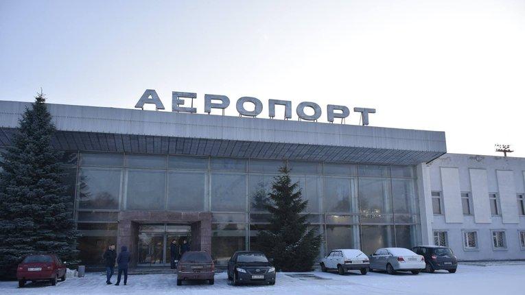 Аеропорт Полтави «відремонтує» фірма, відносно якої порушені кримінальні справи