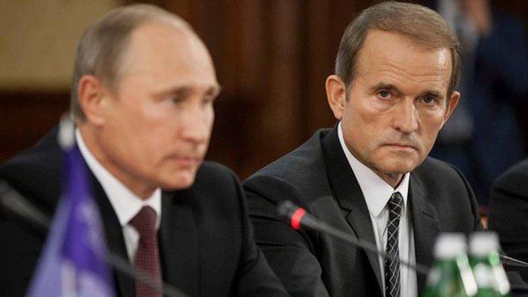 Російський політолог: Кремль на виборах в Україні підтримає того, на кого вкаже Медведчук
