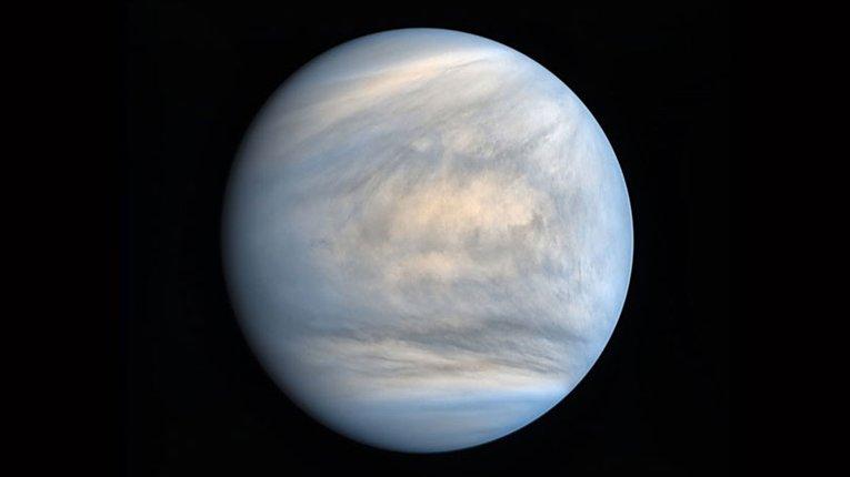 Полтавець забезпечував експедицію на Венеру