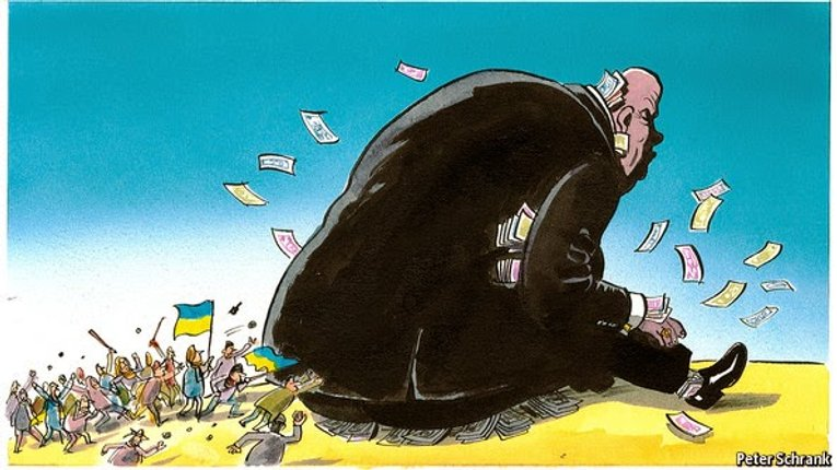 Стабильной в Украине остается только коррупция - Freedom House