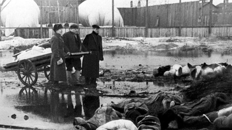 Миф о блокаде Ленинграда